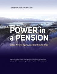 Power in a Pension cover
