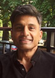 Portrait of Chandan Reddy