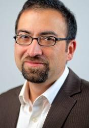 Portrait of Tony Lucero